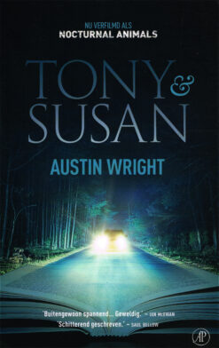 Tony & Susan - 9789029512435 - Austin Wright