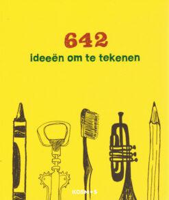 642 ideeën om te tekenen - 9789043920506 - San Francisco Writers' Grotto
