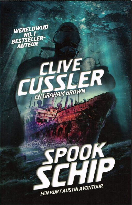 Spookschip - 9789044349535 - Clive Cussler