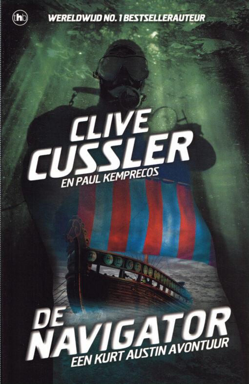De navigator - 9789044349931 - Clive Cussler