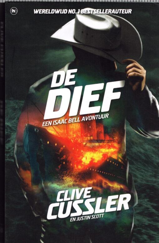 De dief - 9789044350845 - Clive Cussler