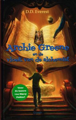 Archie Greene en de vloek van de alchemist - 9789045119694 - D.D. Everest