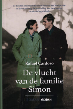 De vlucht van de familie Simon - 9789046821978 - Rafael Cardoso