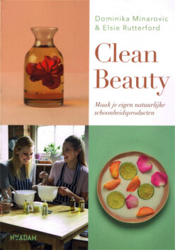 Clean Beauty - 9789046822425 - Dominika Minarovic