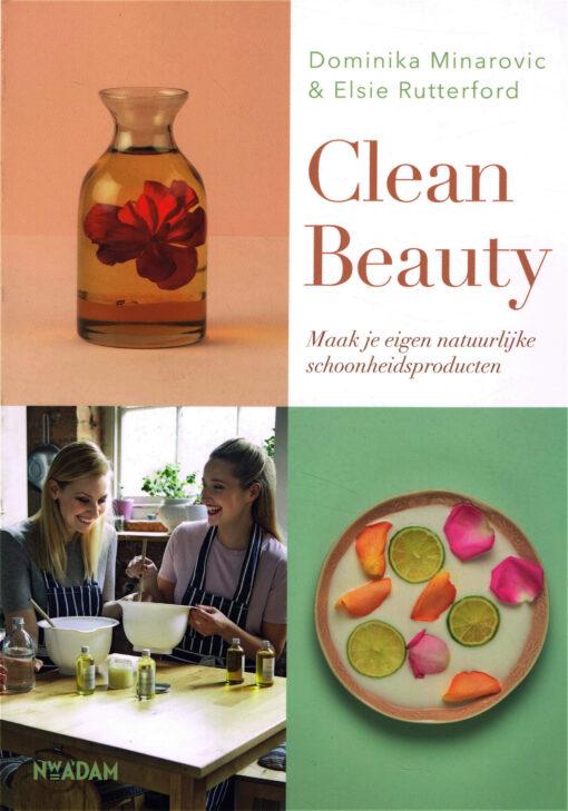 Clean Beauty - 9789046822425 - Dominika Minarovic