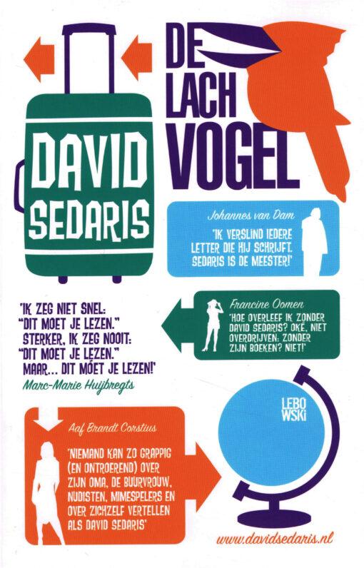De lachvogel - 9789048816842 - David Sedaris