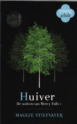 Huiver - 9789048826667 - Maggie Stiefvater