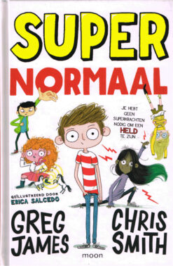 Super Normaal - 9789048844463 - Greg James