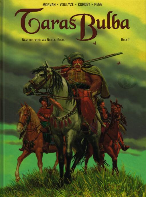 Taras Bulba. Boek 1 - 9789058853813 -  Morvan