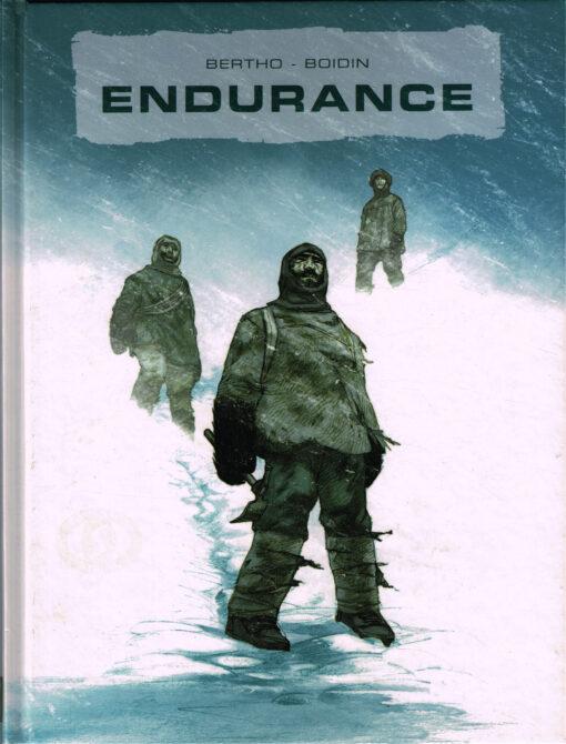 Endurance - 9789058854360 - Pascal Bertho