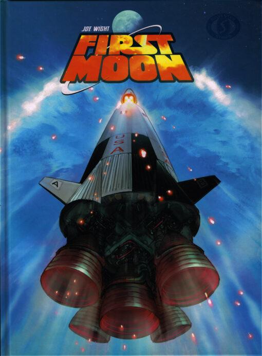 First Moon - 9789058854520 - Joe Wight