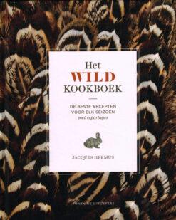 Het wildkookboek - 9789059568044 - Jacques Hermus