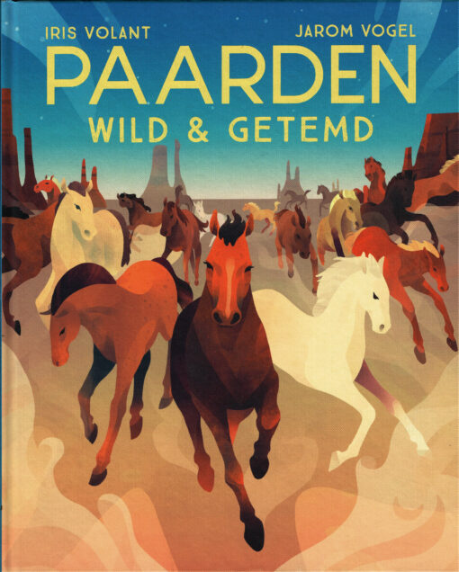 Paarden - 9789059568280 - Iris Volant