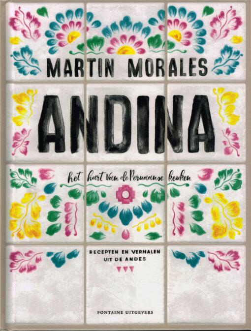 Andina - 9789059568433 - Martin Morales