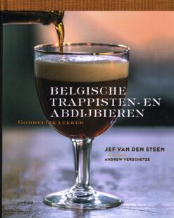 Belgische trappisten- en abdijbieren - 9789401420587 - Jef van den Steen