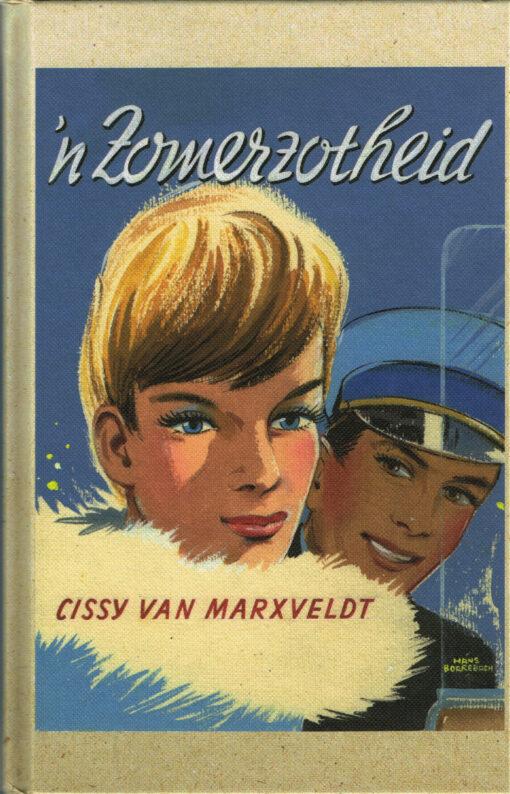 'n Zomerzotheid - 9789401910767 - Cissy van Marxveldt