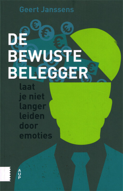 De bewuste belegger - 9789462987296 - Geert Janssens
