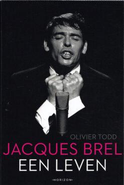 Jacques Brel - 9789492626417 - Olivier Todd