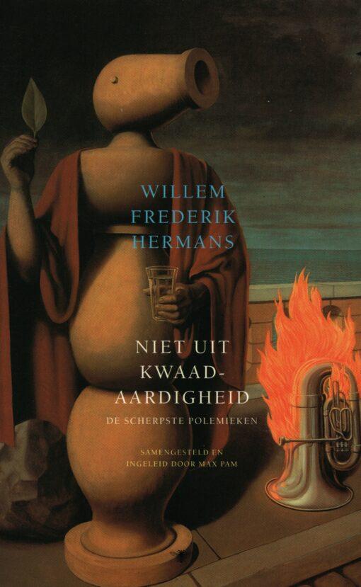 Niet uit kwaadaardigheid - 9789023418597 - Willem Frederik Hermans