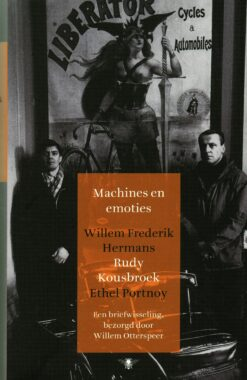 Machines en emoties - 9789023440925 - Willem Frederik Hermans