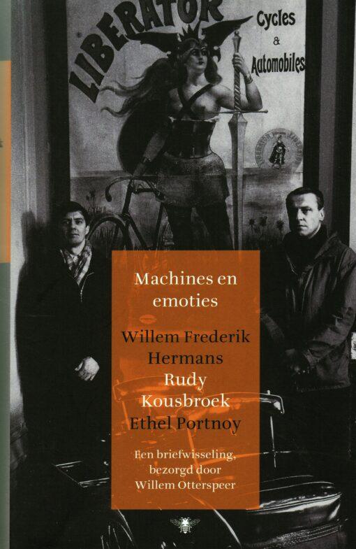 Machines en emoties - 9789023440925 - Willem Frederik Hermans