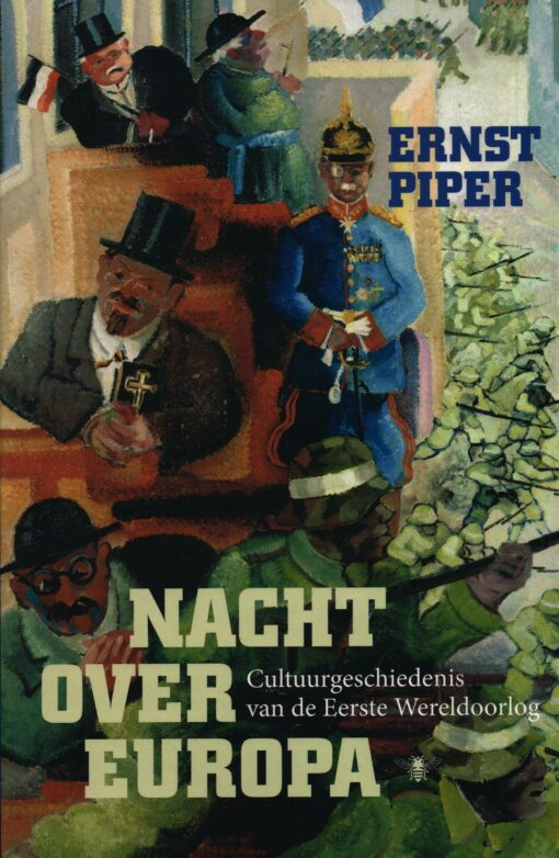 Nacht over Europa - 9789023484561 - Ernst Piper