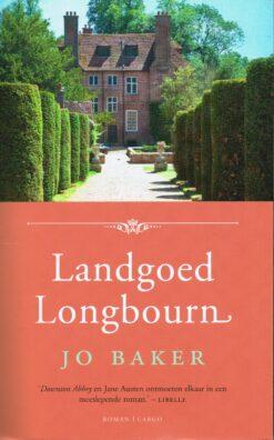 Landgoed Longbourn - 9789023492849 - Jo Baker