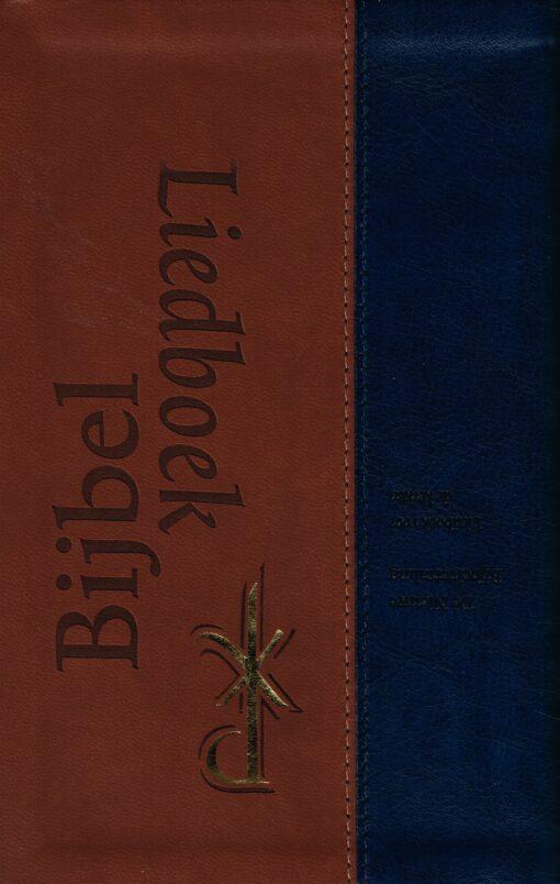 Bijbel met Liedboek bl/br 2233 NBV - 9789023953623 -