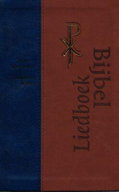 Bijbel met Liedboek bl/br 2533 NBV - 9789023954545 -
