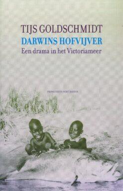 Darwins hofvijver - 9789035142503 - Tijs Goldschmidt