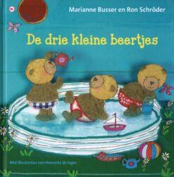 De drie kleine beertjes - 9789044343717 - Marianne Busser