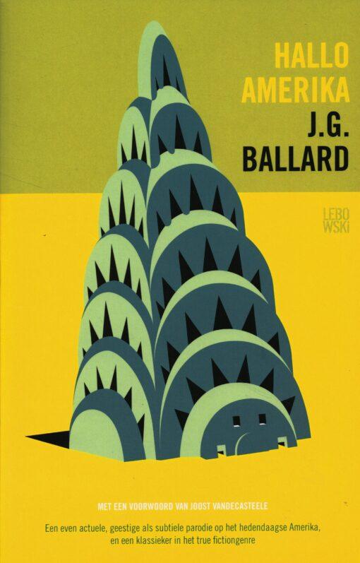 Hallo Amerika - 9789048844531 - James Graham Ballard