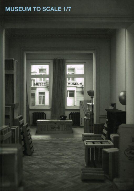 Museum to Scale 1/7 - 9789053253632 - Ronny Van de Velde