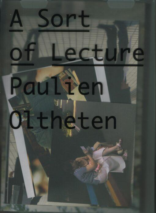A Sort of Lecture - 9789070108564 - Paulien Oltheten