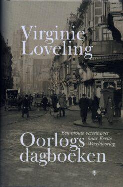 Oorlogsdagboeken - 9789085425274 - Virginie Loveling