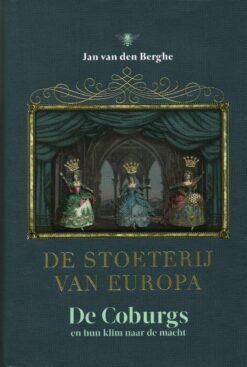 De stoeterij van Europa - 9789085425472 - Jan van den Berghe