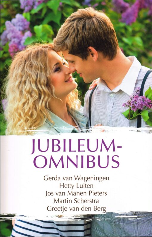 Jubileumomnibus 142 - 9789401912235 - Gerda van Wageningen