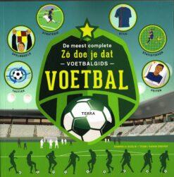 Zó doe je dat voetbal - 9789089897329 - Gabriela Scolik