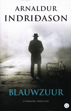 Blauwzuur - 9789021402871 - Arnaldur Indridason