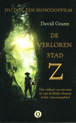 De verloren stad Z - 9789021404318 - David Grann