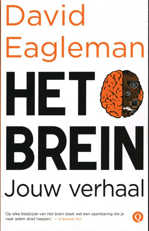 Het brein - 9789021407982 - David Eagleman