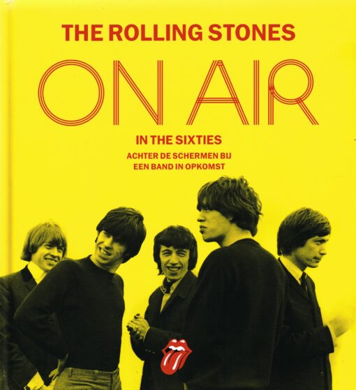 The Rolling Stones – On Air in the Sixties - 9789021562827 -