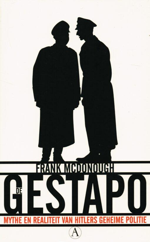 De Gestapo - 9789025303440 - Frank Mc Donough
