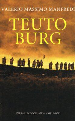 Teutoburg - 9789025307738 - Valerio Massimo Manfredi
