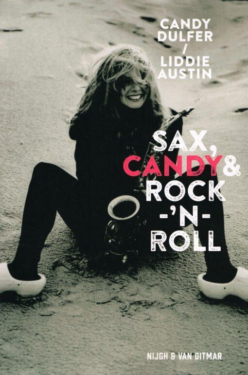 Sax, Candy & Rock-'n-Roll - 9789038801988 - Candy Dulfer