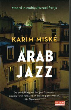 Arab Jazz - 9789044538465 - Karim Miské
