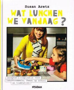 Wat lunchen we vandaag? - 9789046822715 - Susan Aretz