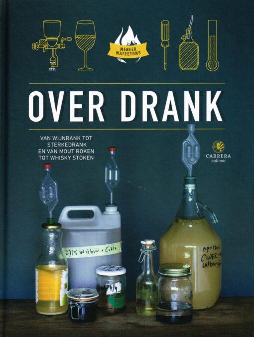 Over drank - 9789048834259 - Meneer Wateetons