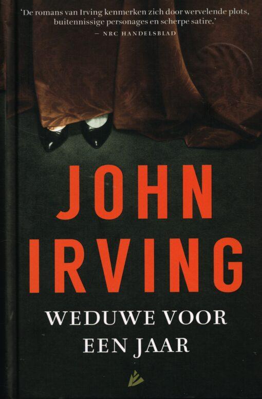 Weduwe voor een jaar - 9789048837625 - John Irving