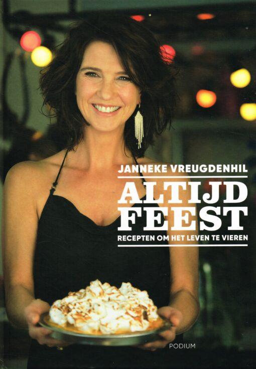 Altijd feest - 9789057598678 - Janneke Vreugdenhil